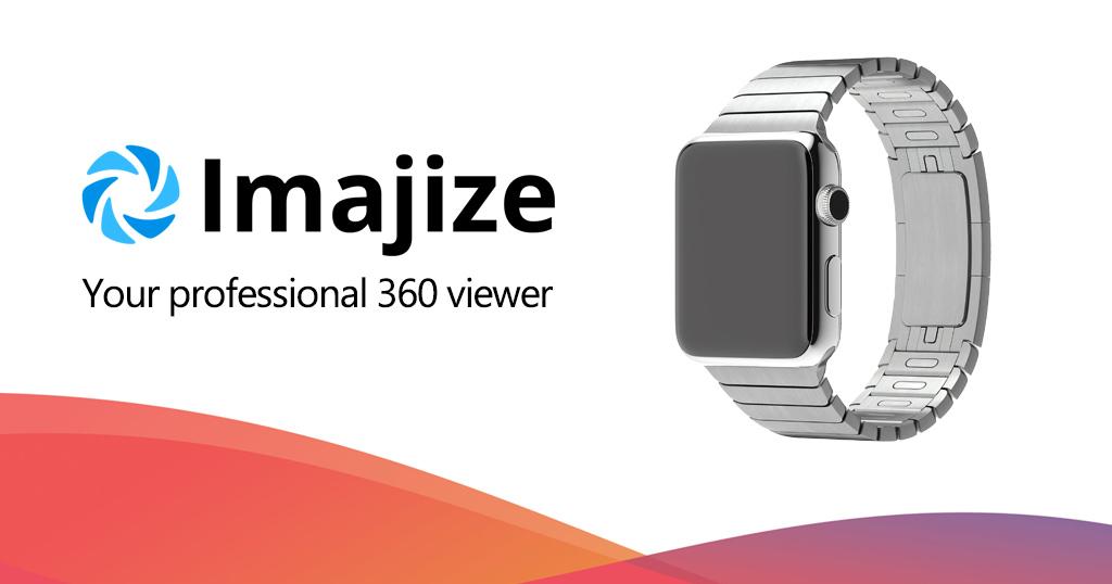 Imajize: 360º Product Views