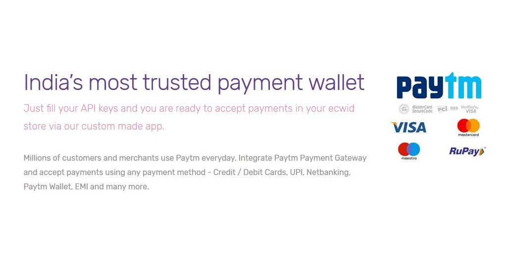 PayTM: India's Most Trusted Payment Wallet